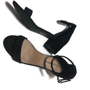 Cityclassified Weekend Heeled Ankle Strap Sandal